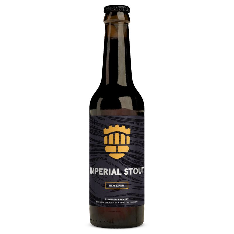 UUTUUS: Imperial Stout - Islay Barrel 2019