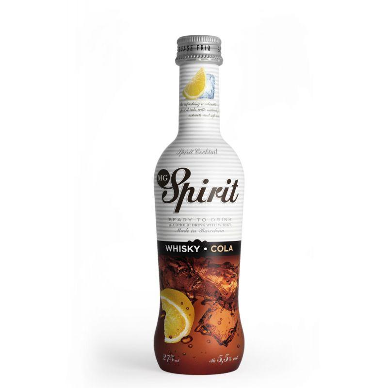 MG Whisky Cola  5,5%