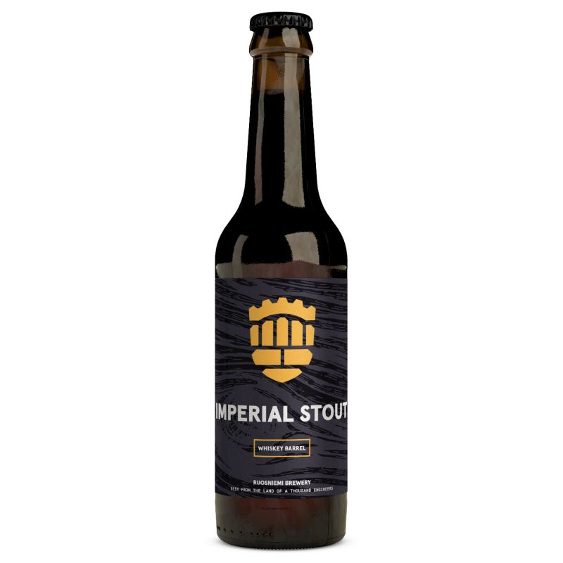 Imperial Stout - Whiskey Barrel 2019