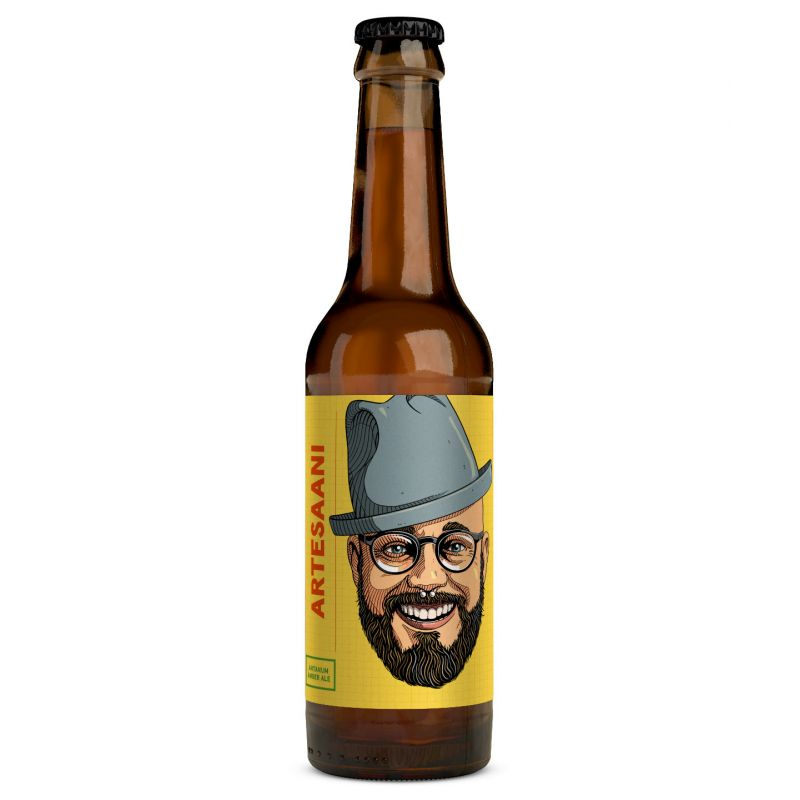 Artesaani Ahtanum Amber Ale