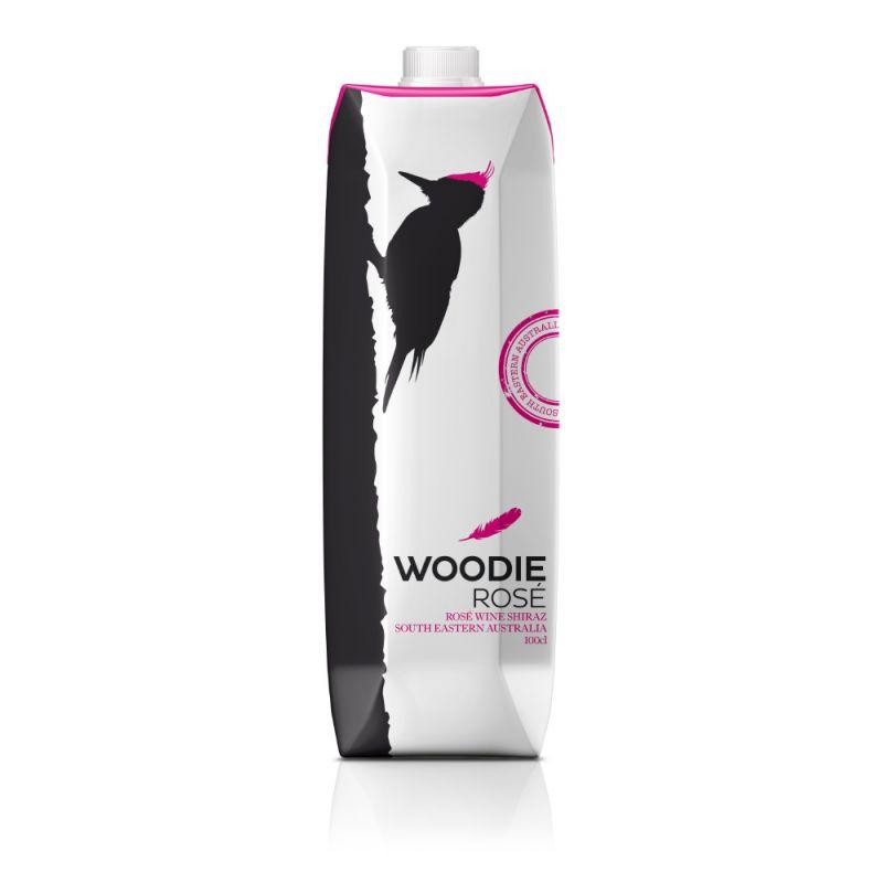 Woodie Rosé tetra 1L