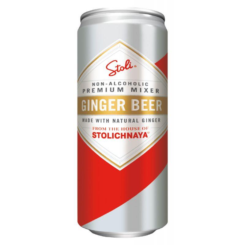Stoli Ginger Beer 0% 25cl x 24