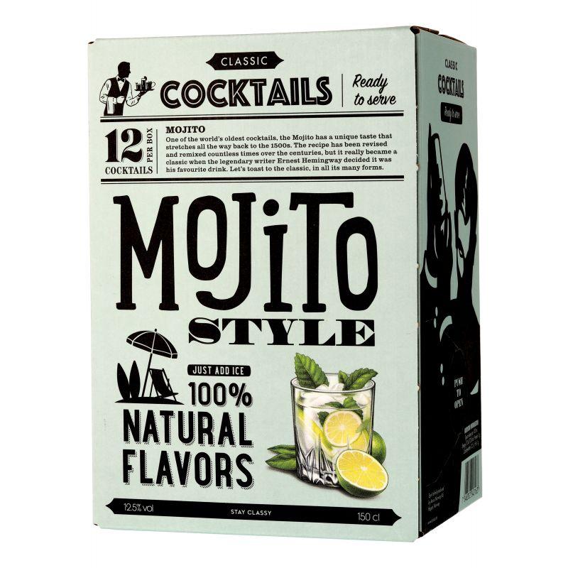 Classic Cocktails Mojito Hanapakkaus