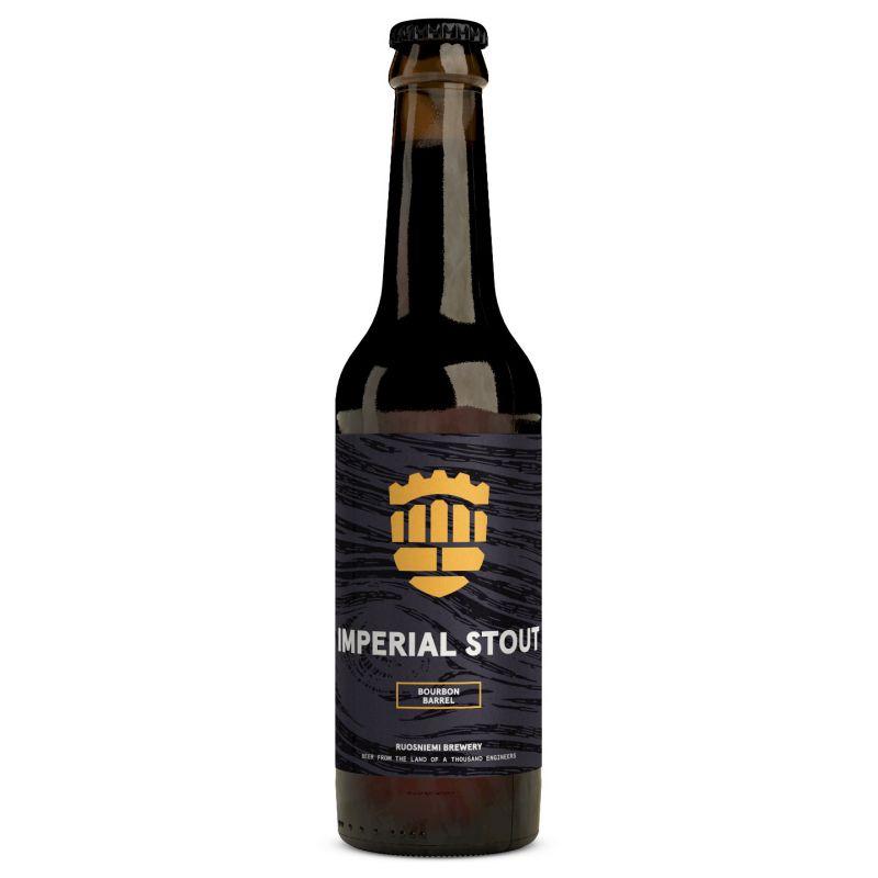 UUTUUS: Imperial Stout - Bourbon Barrel 2019