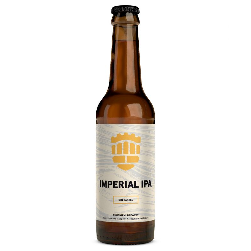 Imperial IPA - Gin Barrel 2019