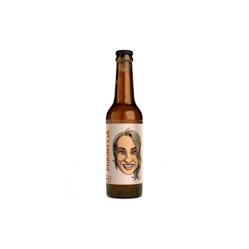 Piirimyyjä American Pale Ale 5,2%