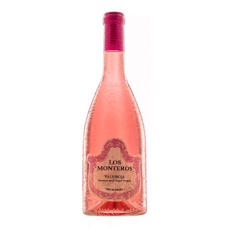 Los Monteros Rosé Organico