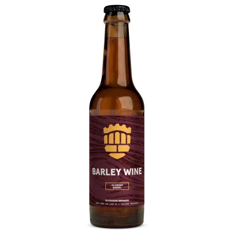 UUTUUS: Barley Wine - Oloroso Barrel 2019