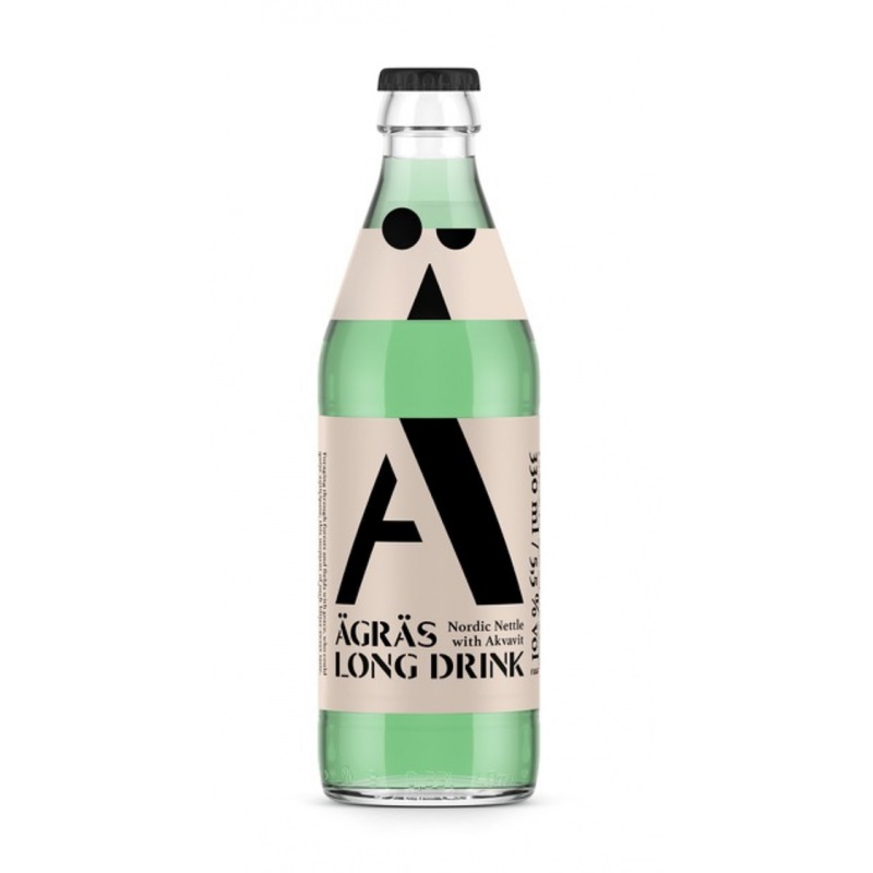 Ägräs Long Drink Nordic Nettle with Akvavit