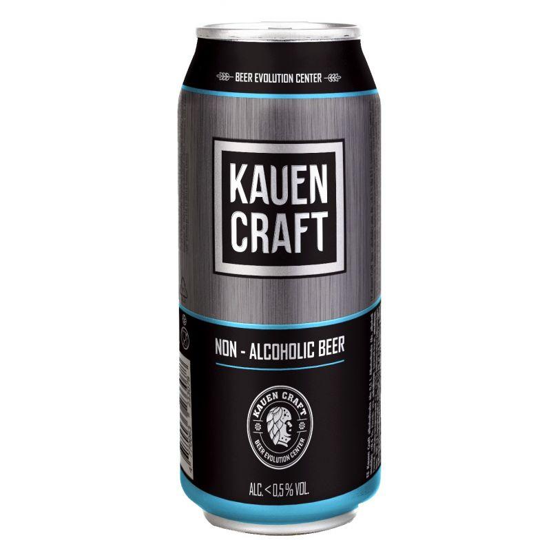 Kauen Craft Non Alcohol beer