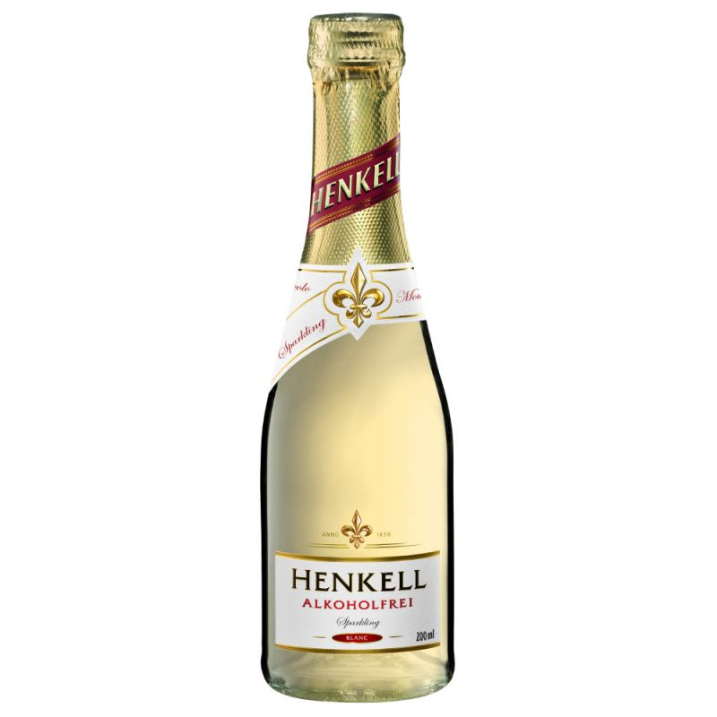 Henkell Alcoholfree Sparkling Blanc piccolo 20cl