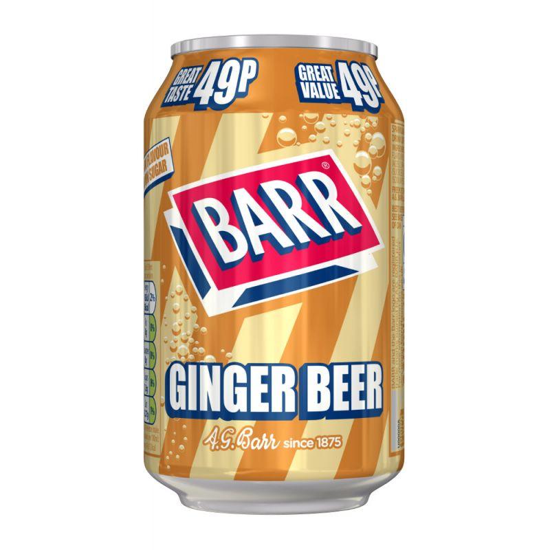 Barr Ginger Beer Soft Drink