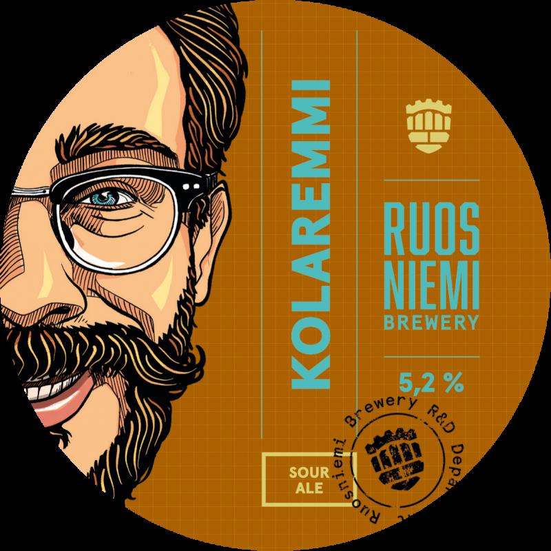 UUTUUS: Ruosniemi R&D Dept. Kolaremmi Sour Ale