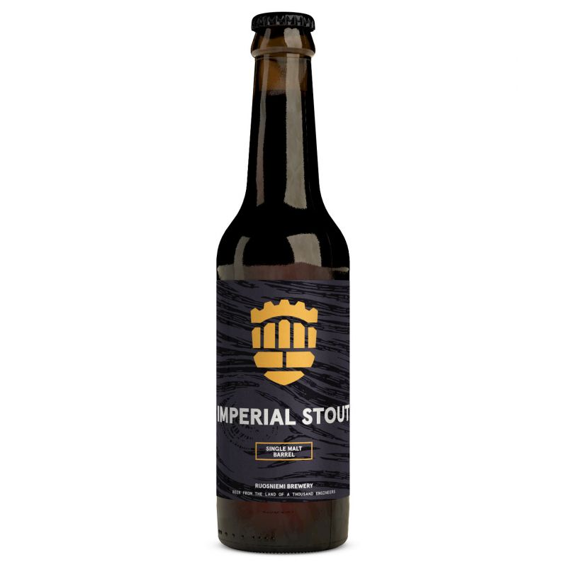UUTUUS: Imperial Stout - Single Malt Barrel 2019