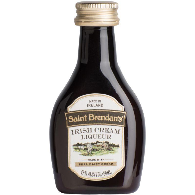 St. Brendan's Irish Cream Mini PET 0,05 17%