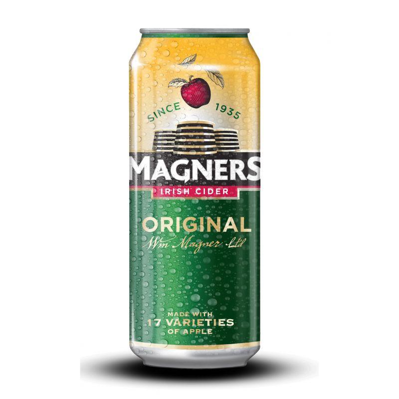 MAGNERS APPLE IRISH CIDER TLK 24/50