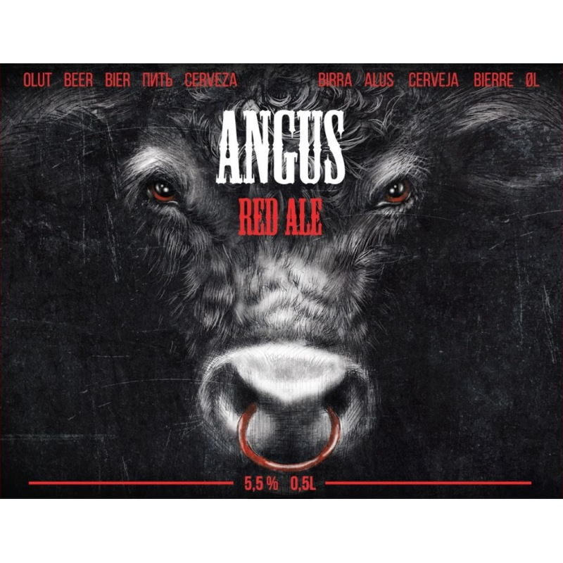 Angus Red Ale 5.5%