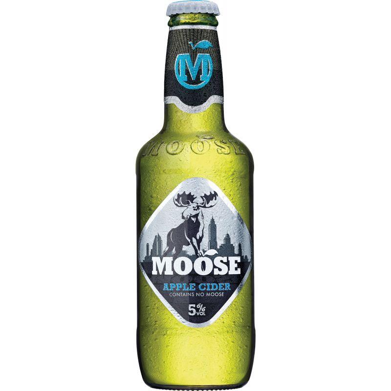 Moose Apple Cider 5%