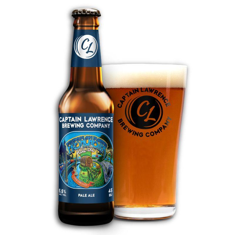 Captain Lawrence Freshchester Pale Ale