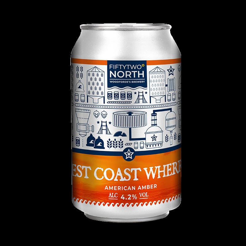 West Coast Wherry Amber Ale