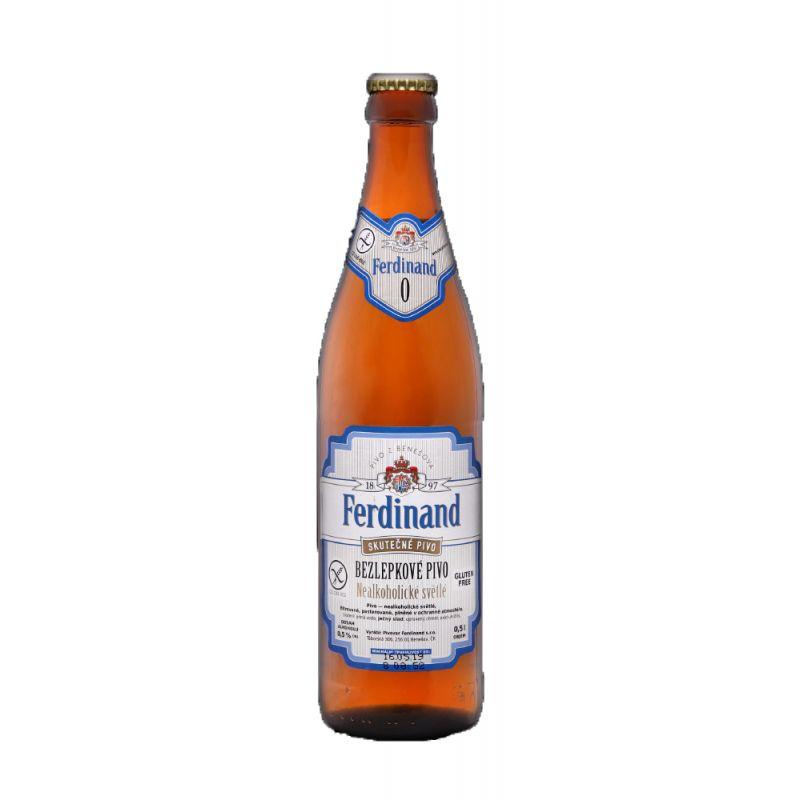 Ferdinand Bezlepkové 0% 50cl